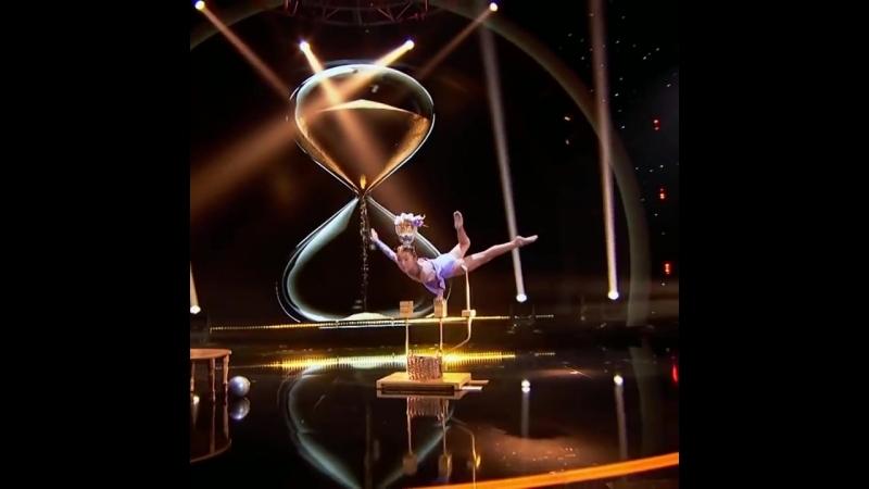 Триумф гуттаперчевой девочки из Монголии на американском шоу