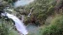 Водопады в Национальном парке Плитвицкие озера Хорватия