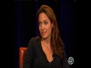 Анджелина Джоли в актерской студии