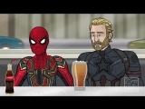 Как должен был закончиться фильм Мстители: Война Бесконечности