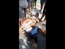 Lutadora de Jiu jítsu aplica armlock em ladrão
