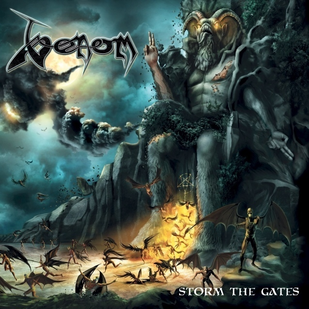 Venom - Bring Out Your Dead (Single)