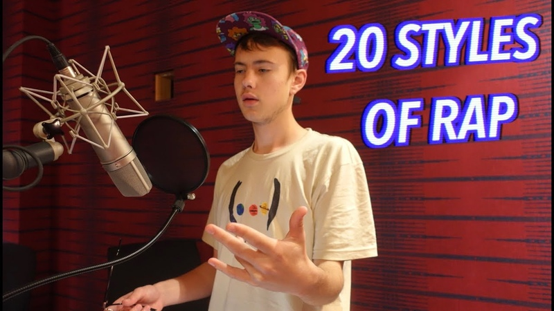 20 Styles of Rapping! (LOGIC, XXXTENTACION, 6IX9INE MORE)