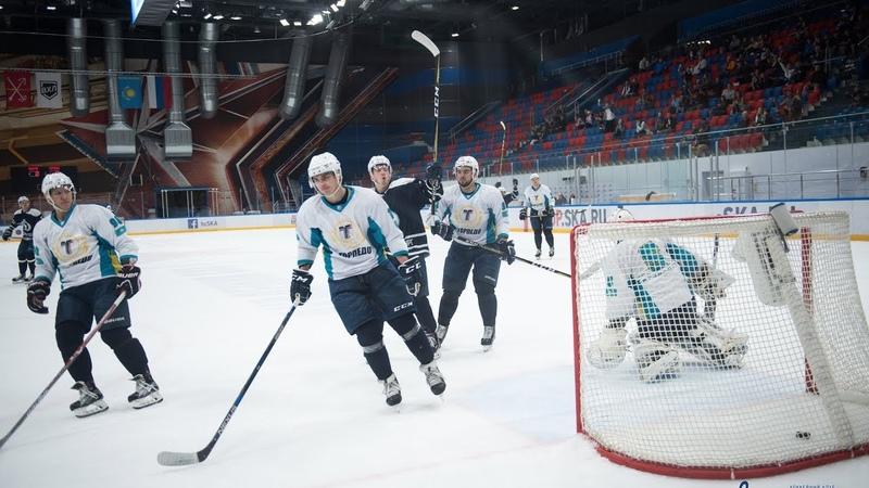 Турнир Дроздецкого. Динамо СПб - Торпедо У-К 4:0 (14.08.2018)