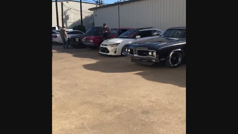 Gas Monkey Garage Texas Show Promoters