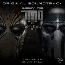 Brian Tyler альбом Army of TWO: The Devil's Cartel (Original Soundtrack)