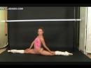SLs Гимнастка на шпагате