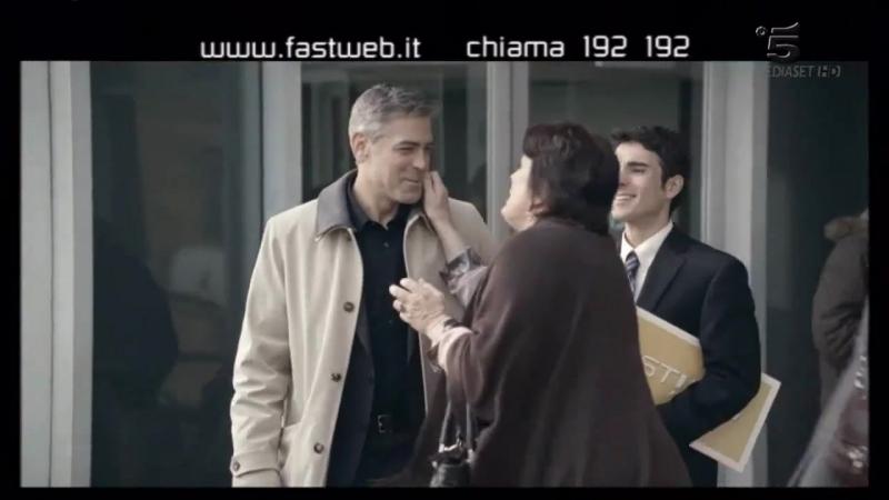 Fastweb - Gennaio - George Clooney on Vimeo
