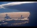 Jesus Walking In Clouds - Photos Taken in Airplanes