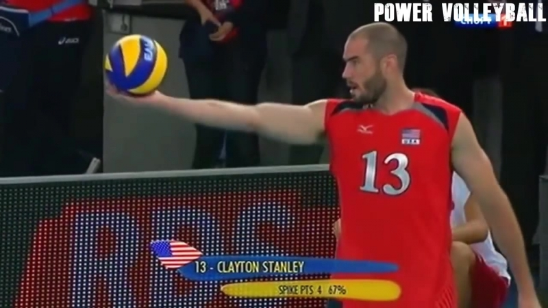 TOP 20 Monster Volleyball Serves Of All Time (HD)