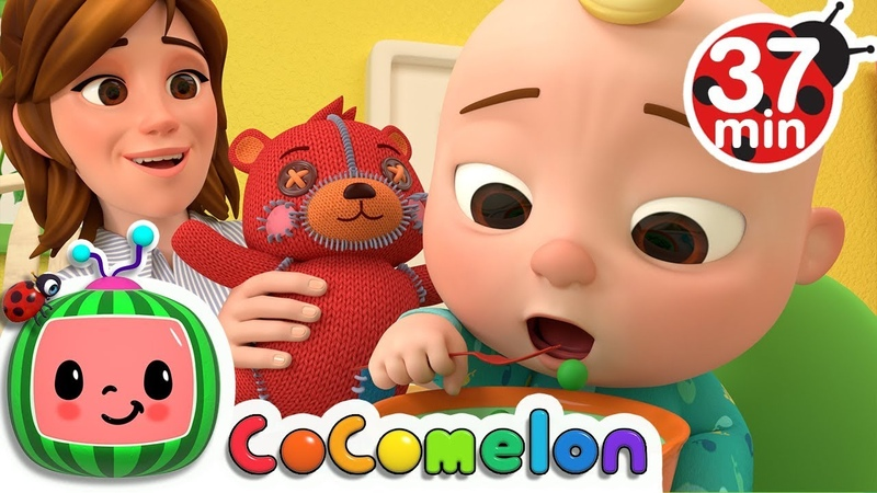 Yes Yes Vegetables Song   More Nursery Rhymes - Cocomelon (ABCkidTV)