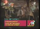 Paul mccartney - stranglehold mtv