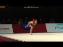 Дина Аверина мяч квалификация — Гран-При 2018 / Франция, Тье