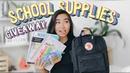 HUGE Back to School Supplies Haul GIVEAWAY 2018   JENerationDIY