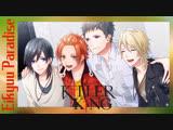 B-Project - Eikyuu Paradise - Killer King version - rus sub full