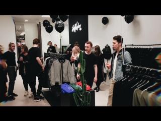 Официальное открытие магазина Bat Norton в Екатеринбурге