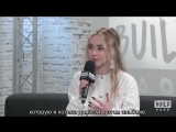 Sabrina Carpenter On Bringing Confidence From The Stage Into The Studio