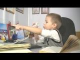 Наши дети. 25 лет ТВ - Святослав и Андрей Дементьевы