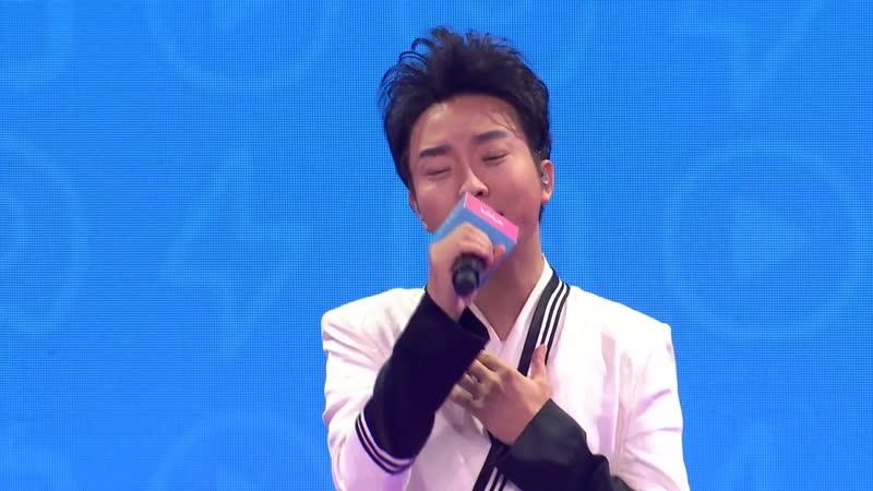 Начать творить добро (善念起) - Ли Юйган, выступление на Made by Biliblili 18.12.2018