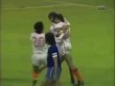 Vandaag in 1974 de veldslag tussen Oranje en Brazilië.