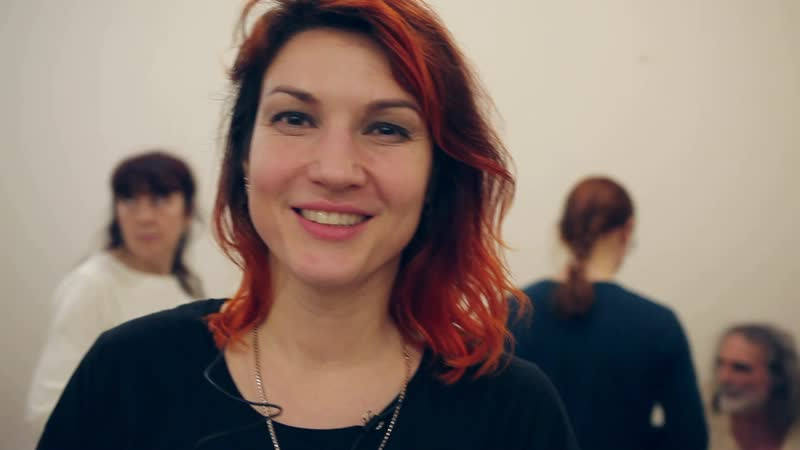 Видеоотзыв Кати после АУМ медитации