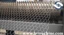 High efficiency hexagonal chicken wire mesh machine