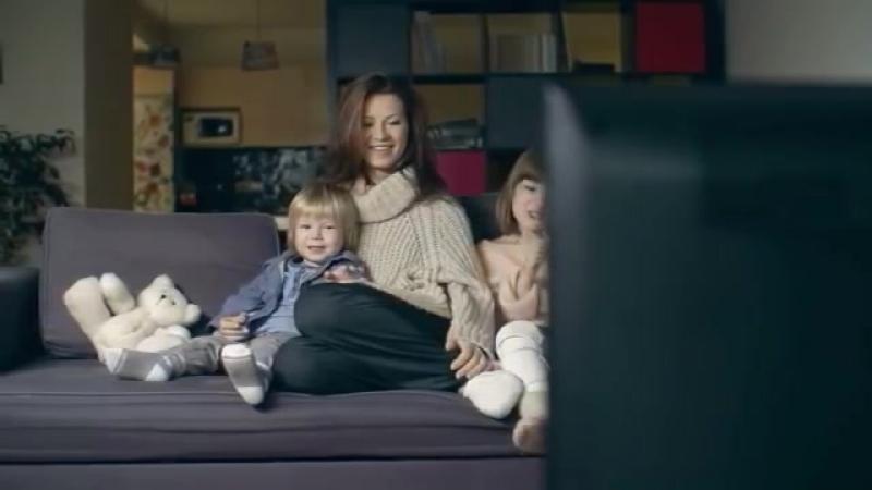 Центральное телевидение России должно быть семейным. Научи хорошему.