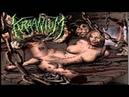 Kraanium Blood Splattered Satisfaction Waking the Cadaver cover 2013 version