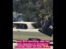 18.06.18: На съёмочной площадке фильма «Однажды в Голливуде» Лос-Анджелес, США