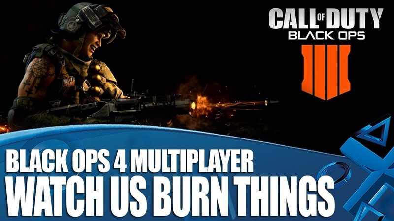 PS4\XBO - Call of Duty: Black Ops 4