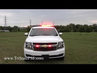 2018 Chevy Tahoe SSV  New Miami EMS (Ohio) ALS Response Vehicle Install