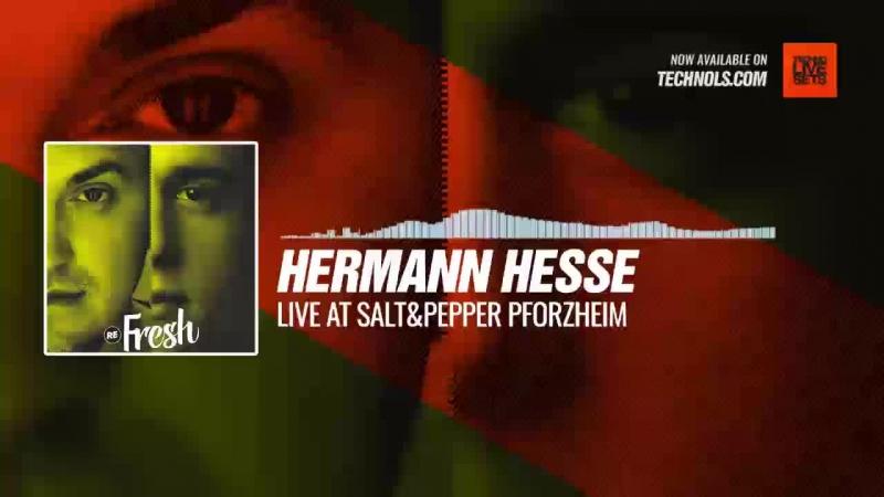 Techno music with @HermannHesse__ - SaltPepper; Pforzheim (ReFresh w/ Spartaque) Periscope