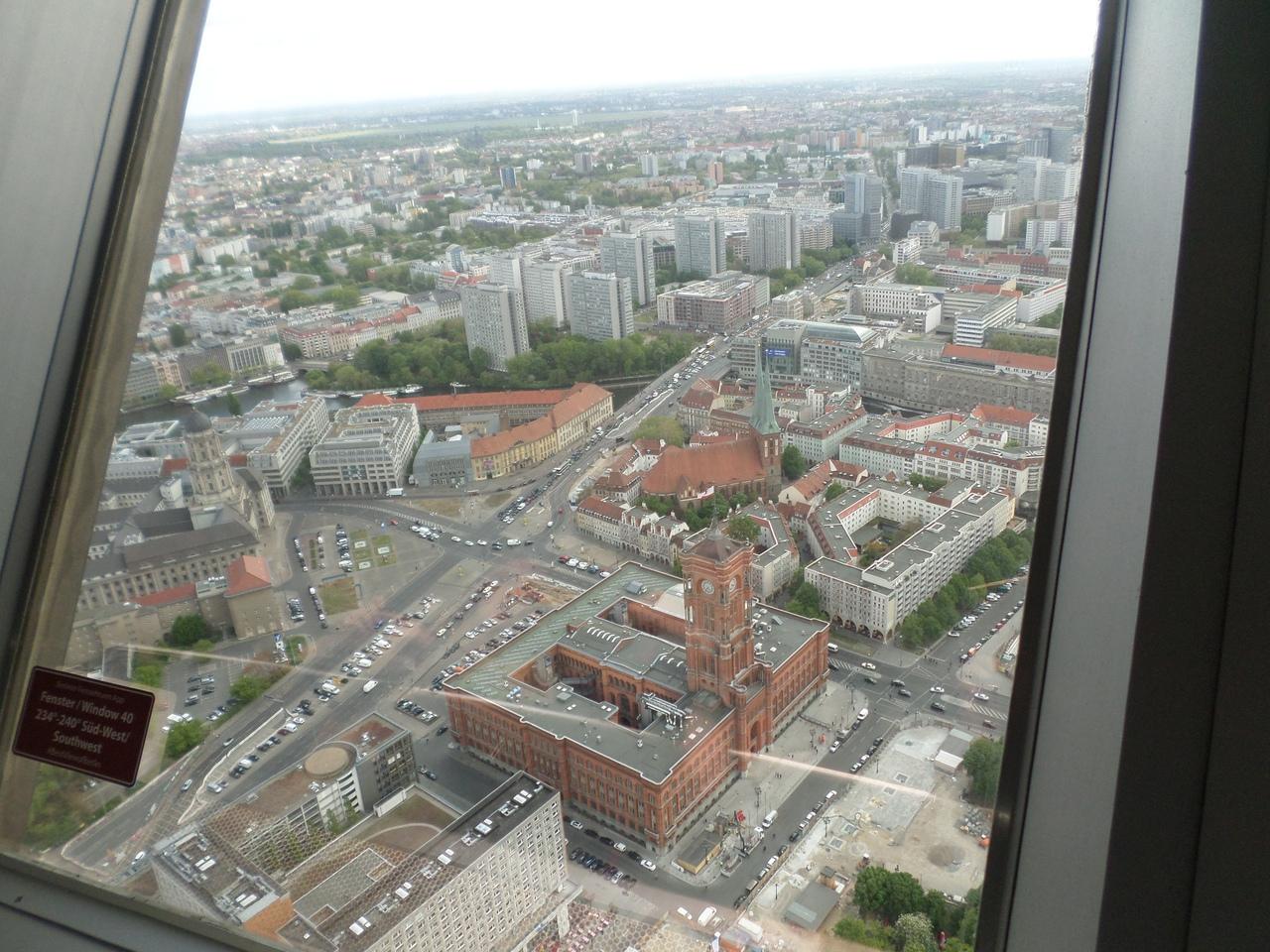 Берлин и его достопримечательности. Май 2019.