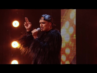 Seann Miley Moore's show must go on _ Auditions Week 1 _ The X Factor UK 2015