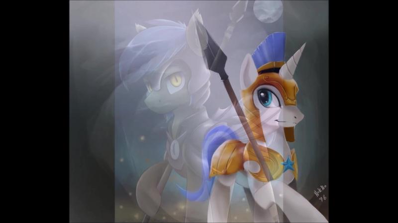 MLP: Royal guard (skillet-восстань)
