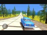 Grand Theft Auto IV Criminal Russia 3 серия Заехал в Рабочее Метро На Машине
