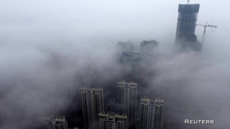 20 Signs Chinas Pollution Has Reached Apocalyptic Levels - China Uncensored