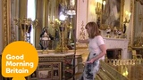 The Queen's Hidden Door - Inside Buckingham Palace Good Morning Britain