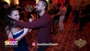 Talal Benlahsen and Zlatka Vasa Kováčová Salsa Dancing at Vienna Salsa Congress 2018, Sun 09.12.2018