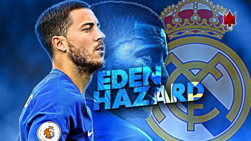 Eden Hazard - Welcome to Real Madrid - 2018 HD