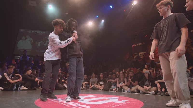 Flavourama 2018 | Hip Hop Final Majid Franky Dee (GER) vs. Artem Puncha (RU)