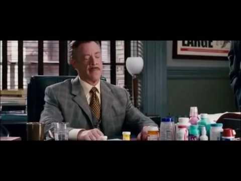 J Jonah Jameson Pill scene EAR RAPE