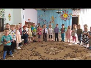 Песня Малыши и дождик