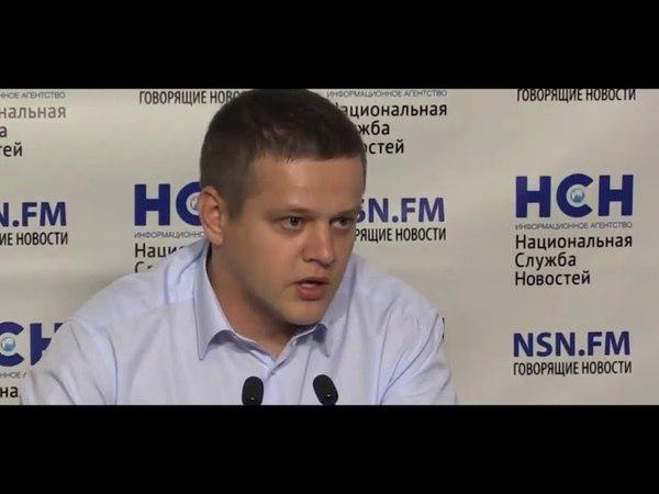 Игорь Востриков на пресс конференции по Зимней Вишне Про виновных коррупцию чиновников