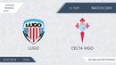 Lugo 3:5 Celta Vigo, 11 тур (Испания)