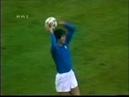 1984 UEFA Euro Qualifiers Italy v Czechoslovakia