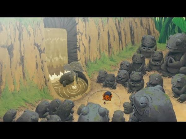 Ninja world. Гора мьёбоку (Мангецу,Фугуки, Амеюри Ринго,Югито)