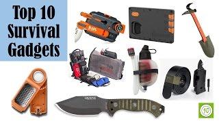 Top 10 Must Have Outdoor Survival Gear Part 2