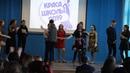 Виктория на конкурсе ''Краса школы 2019'' конкурс Танцевальный
