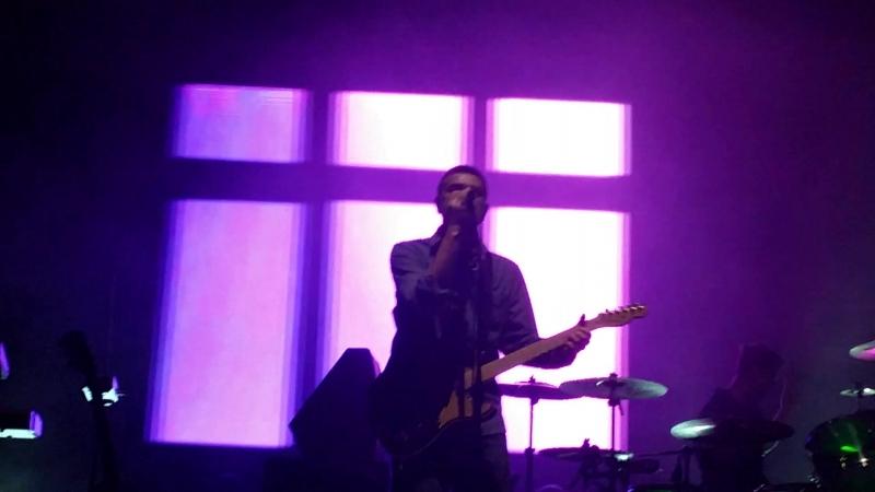 11 апреля 2018г., Концерт Сплин в Тюмени, Свет горел всю ночь